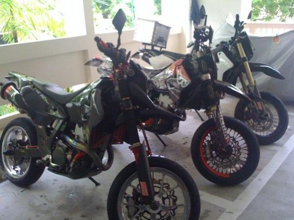 The DRZs!