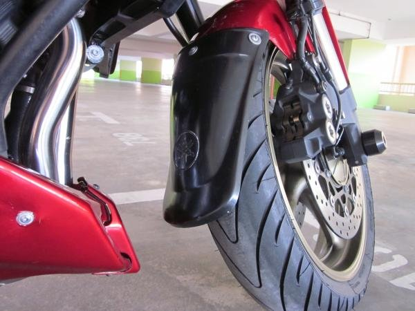 Extended Mud guard